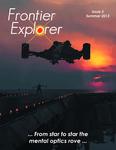 Issue: Frontier Explorer (Issue 5 - Summer 2013)