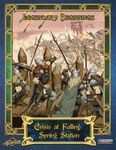 RPG Item: Legendary Beginnings: Crisis at Falling Spring Station (Pathfinder)