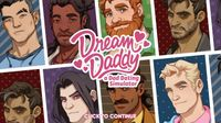 Video Game: Dream Daddy: A Dad Dating Simulator