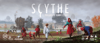 Board Game: Scythe: Invaders from Afar