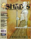 Issue: Shadis (Issue 23 - Jan 1996)