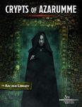 RPG Item: Crypts of Azarumme