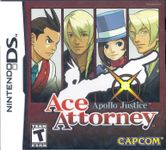 Video Game: Apollo Justice: Ace Attorney