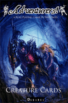 RPG Item: Adventurers! Creature Cards