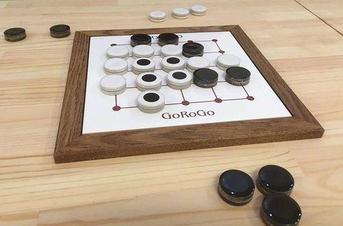 Board Game: GoRoGo