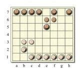 Board Game: Murus Gallicus