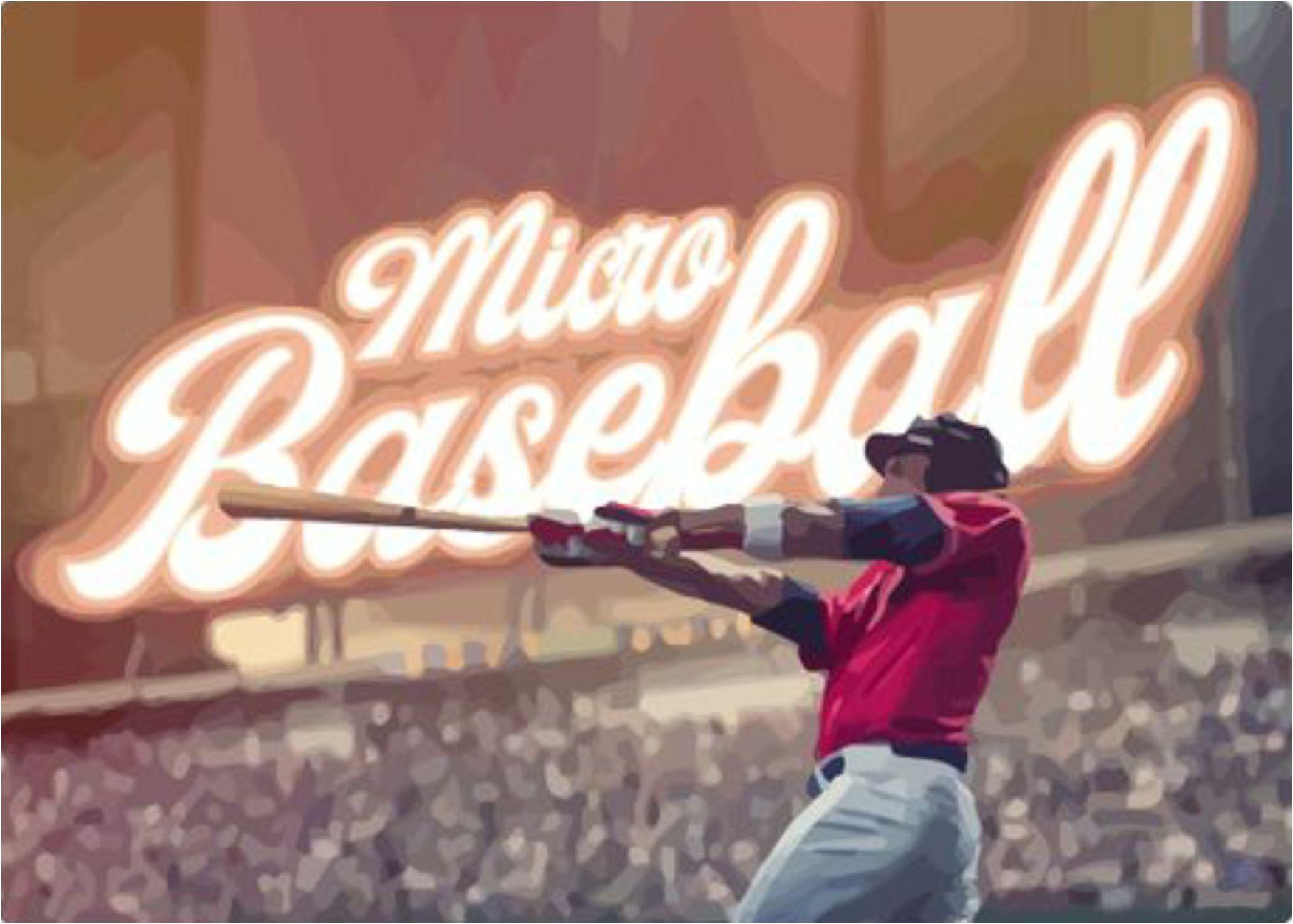 Micro Baseball