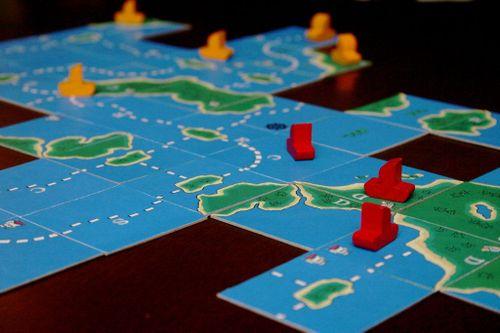 Board Game: Pirates & Plunder