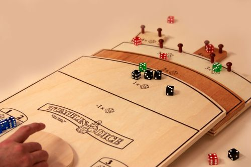 Board Game: Tumblin-Dice