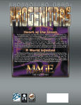 RPG Item: Convention Book: Progenitors