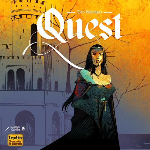 Board Game: Quest
