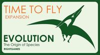 Board Game: Evolution: Time to Fly