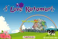 Video Game: I Love Katamari
