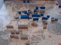 Session 1, situation 7: Confed advance cut off and surrounded