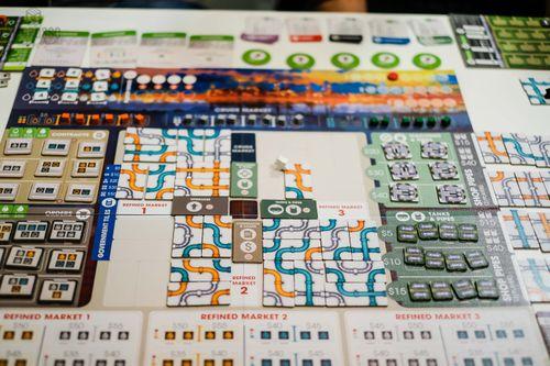 Board Game: Pipeline