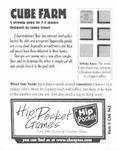 Board Game: Cube Farm