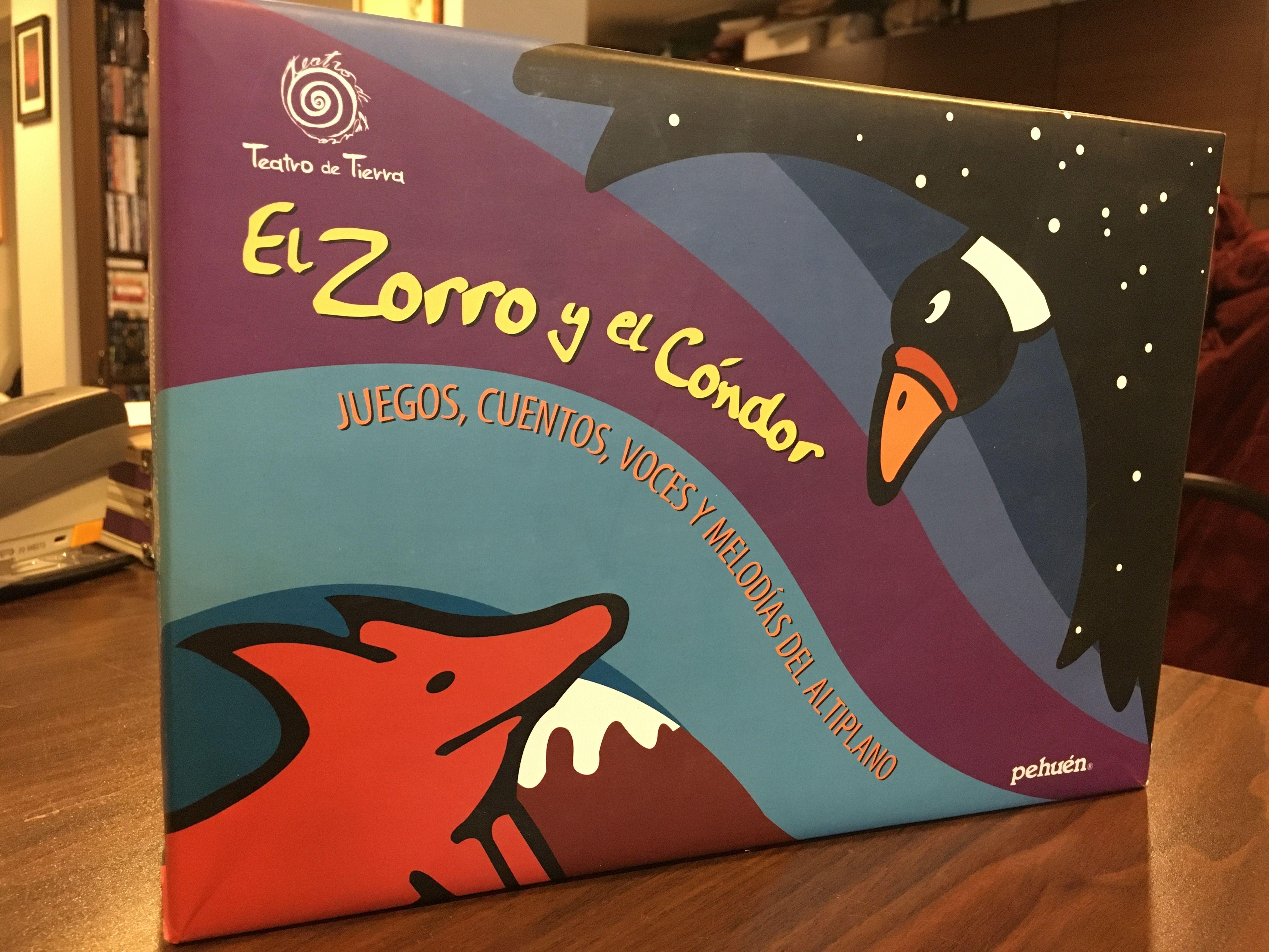 El Zorro y el Condor