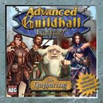 Board Game: Advanced Guildhall Fantasy: The Gathering