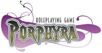 RPG: Porphyra Roleplaying Game