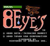 Video Game: 8 Eyes