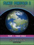 RPG Item: Planet Portfolio 2: Volume 1 - Verdant Worlds