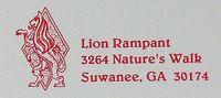 RPG Publisher: Lion Rampant