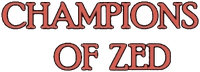 RPG: Champions of ZED