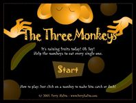 Video Game: The Three Monkeys