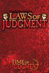 RPG Item: Mind's Eye Theatre: Laws of Judgment