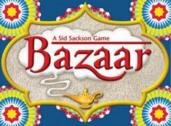 Bazaar Cover Artwork
