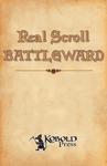 RPG Item: Real Scroll 2: Battleward