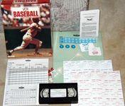 Board Game: VCR Baseball