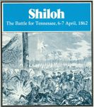 Board Game: Shiloh: The Battle for Tennessee, 6-7 April, 1862