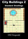 RPG Item: City Buildings 2: Standard Dwellings