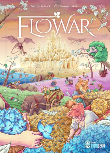 Board Game: Flowar