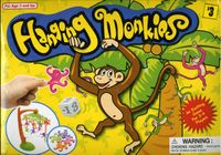 Board Game: Hanging Monkies