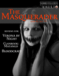 Issue: The Masquerader (Issue #2 - Oct '19)