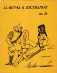 Issue: Alarums & Excursions (Issue 20 - Mar 1977)