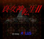 Video Game: Shin Megami Tensei II