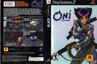 Video Game: Oni