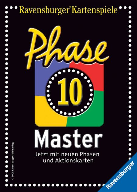 10 master phase How to