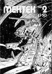 Issue: Mektek (Issue 2)