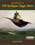 RPG Item: #30 Intelligent Magic Items