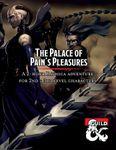 RPG Item: Secrets of the Triskelion 02: The Palace of Pain's Pleasures