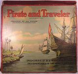 Board Game: Pirate and Traveler