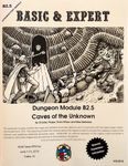 RPG Item: Caves of the Unknown