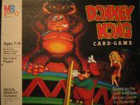 Board Game: Donkey Kong Card Game