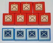 1CV detachments: replacing the decoy units of previous editions