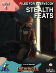 RPG Item: Files for Everybody Issue 04: Stealth Feats