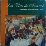 Board Game: Les Vins de France: The Game of French Wine & Food